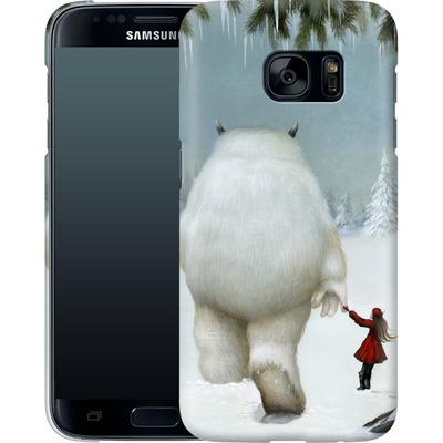 Samsung Galaxy S7 Smartphone Huelle - Hopeless Wanderer von Dan May