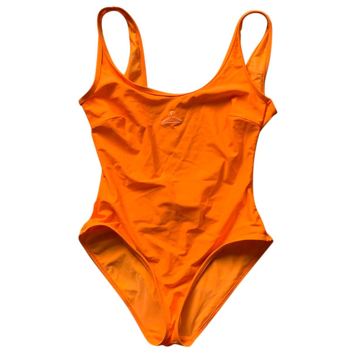 Holzweiler - Bain   pour femme - orange