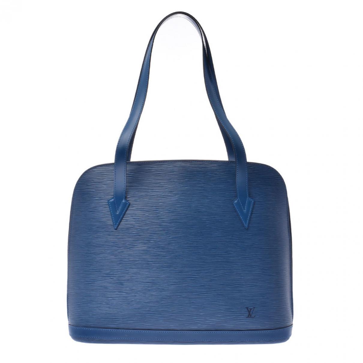 Bolso  Lussac de Cuero Louis Vuitton