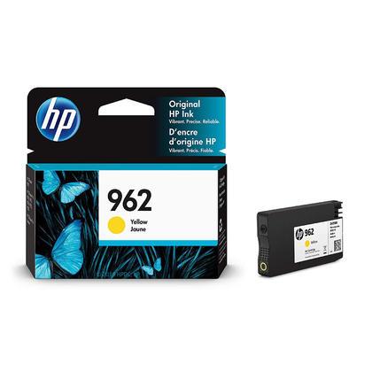HP 962 3HZ98AN#140 cartouche d'encre originale jaune