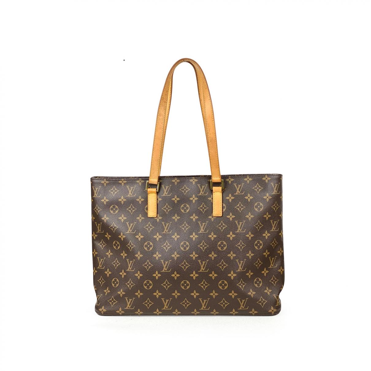 Cabas Luco de Lona Louis Vuitton