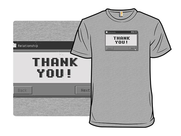 Thank You Next T Shirt