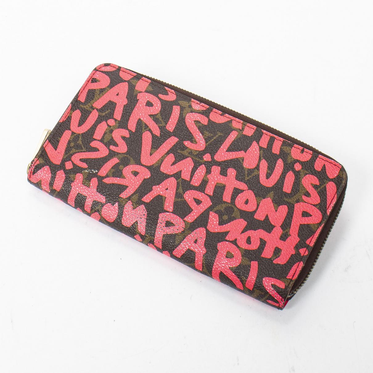 Louis Vuitton - Portefeuille Zippy pour femme en autre