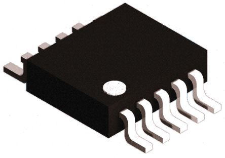 Analog Devices , LT8609EMSE#PBF Step Down DC-DC Converter, 1-Channel 2A Adjustable 10-Pin, MSOP (50)