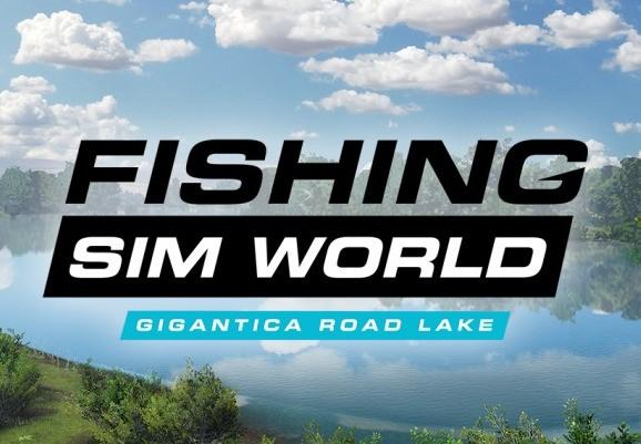 Fishing Sim World - Gigantica Road Lake DLC XBOX CD Key