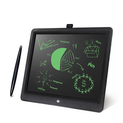 15-Inch LCD Writing Tablet, Electronic Portable Drawing & Writing Board