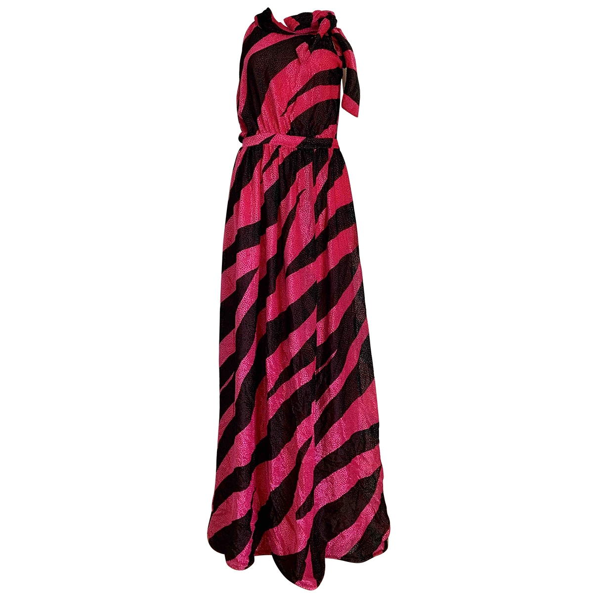 Moschino \N Kleid in  Bunt Polyester