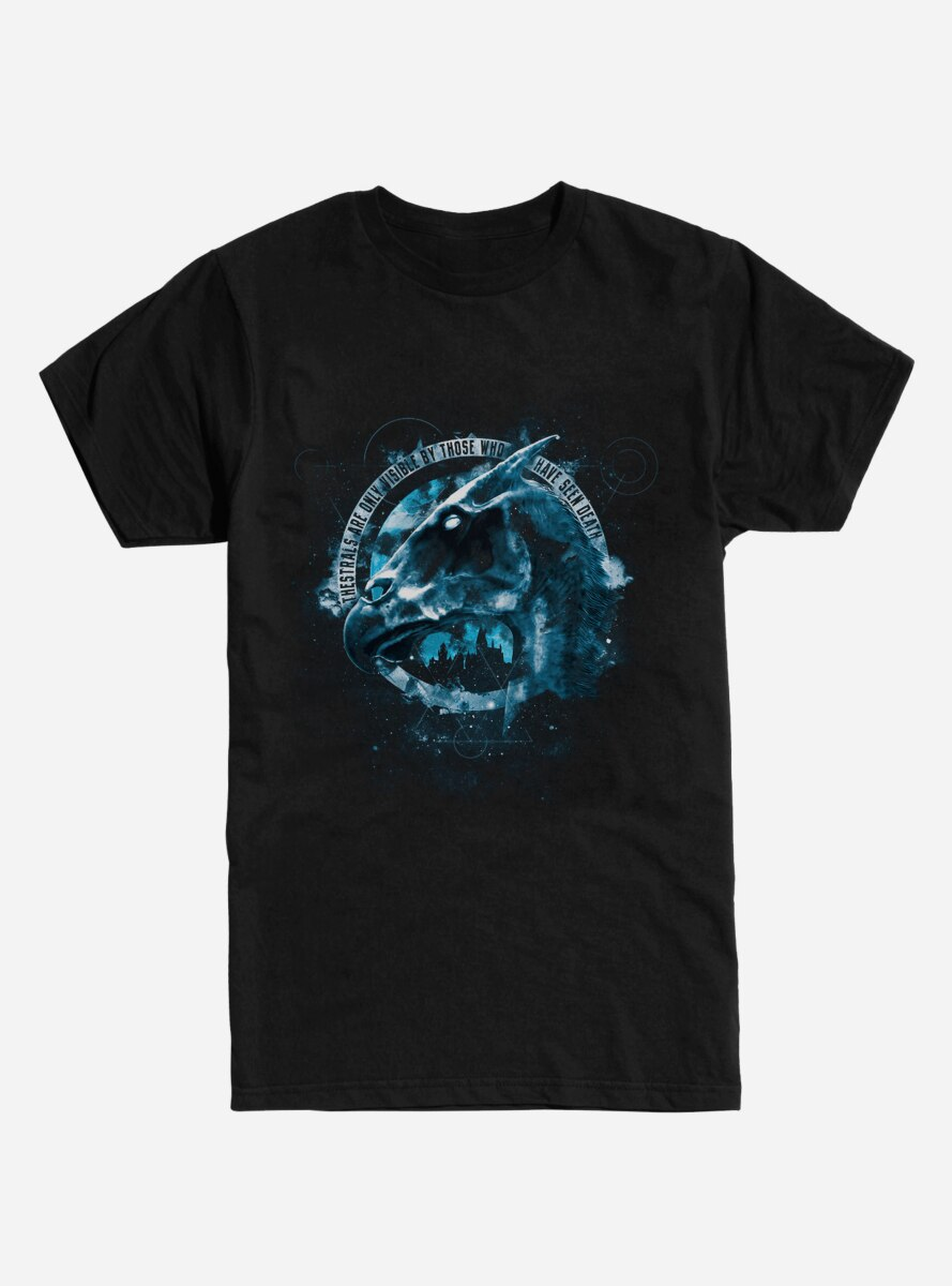 Harry Potter Thestral Circle T-Shirt