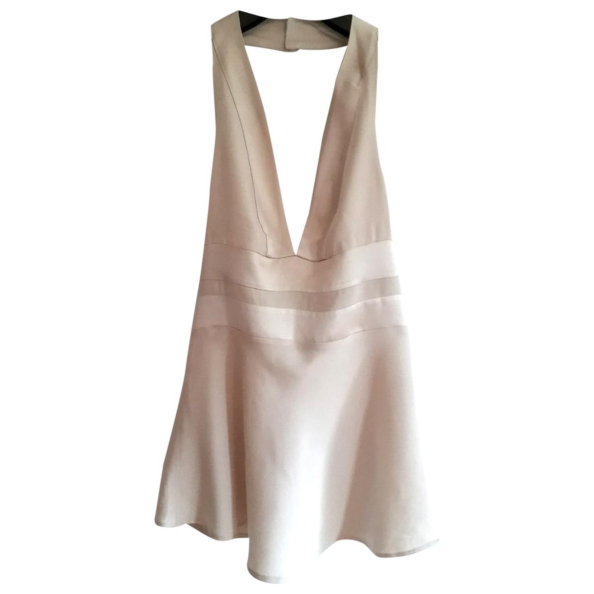 Calvin Klein - Top   pour femme - beige
