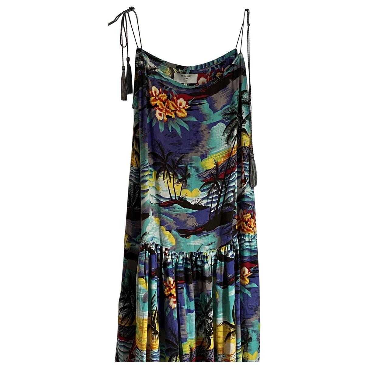 One Teaspoon \N Kleid in Baumwolle