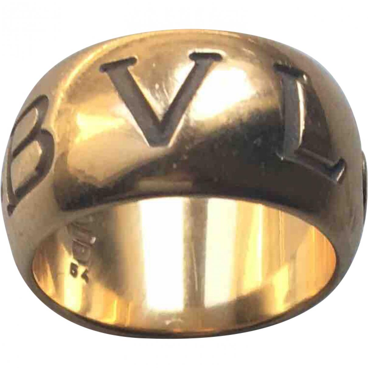 Bvlgari Bulgari Bulgari Ring in  Gold Gelbgold
