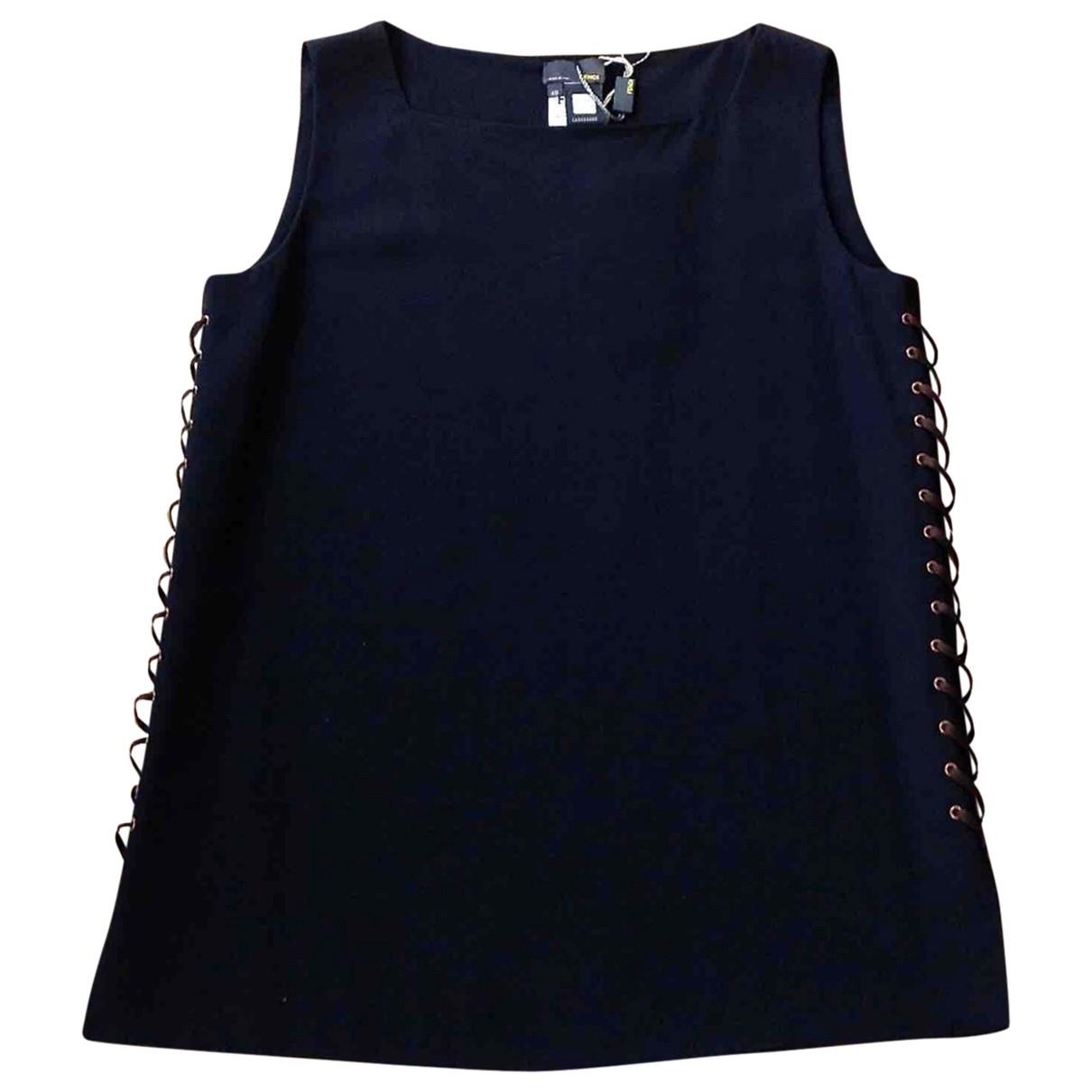 Fendi \N Black  top for Women 40 IT