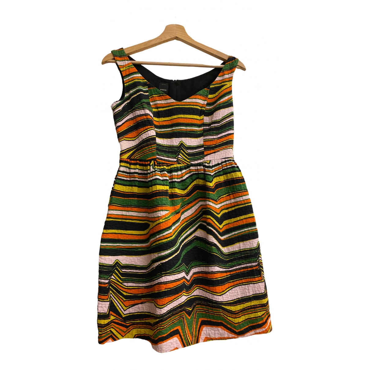 Pinko \N Cotton dress for Women 40 IT