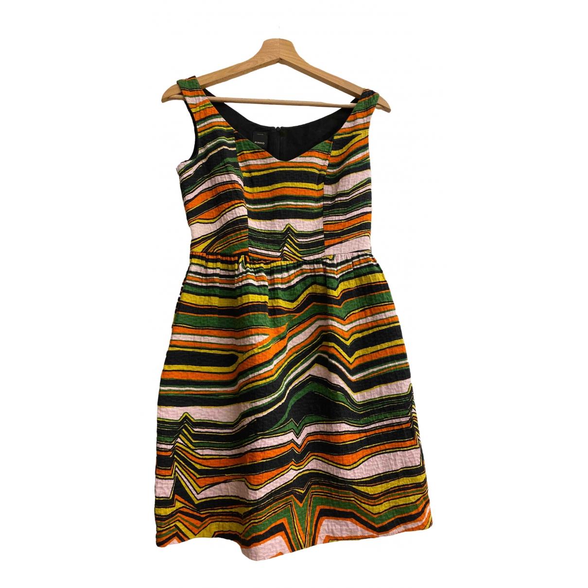 Pinko \N Cotton dress for Women 40 IT