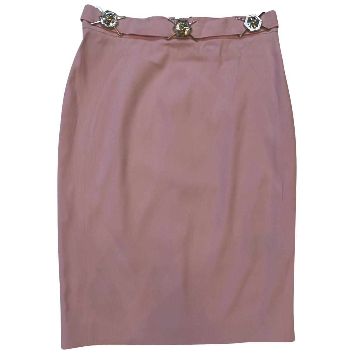 Philipp Plein \N Pink skirt for Women M International