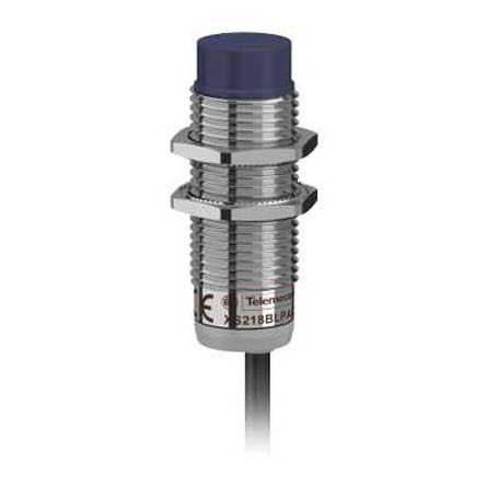 Telemecanique Sensors M18 x 1 Inductive Sensor - Barrel, PNP-NO Output, 8 mm Detection, IP65, IP67, Cable Terminal