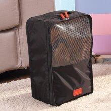 1pc Travel Shoes Storage Bag