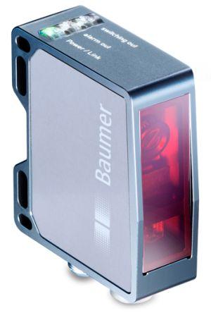 Baumer Distance Sensor Distance 50 → 250 mm Detection Range Analogue