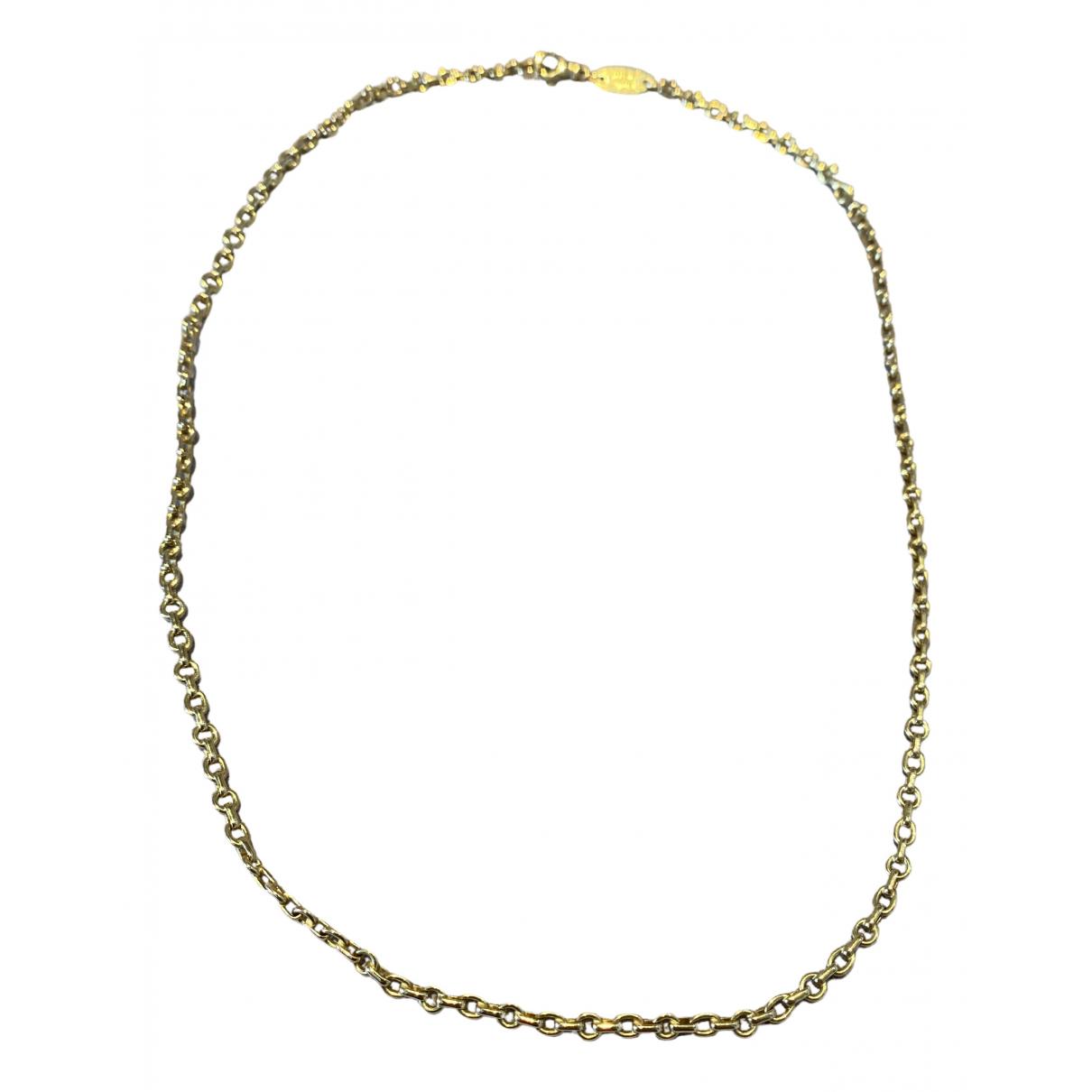 Collar de Oro amarillo Chaumet