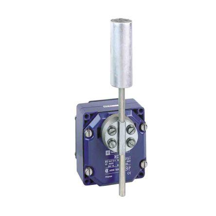 Telemecanique Sensors , Snap Action Limit Switch - Zinc Alloy, 2CO, Roller Lever, 240V, IP65
