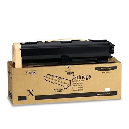 Xerox 113R00668 Original Black Toner Cartridge