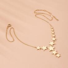 Star Decor Necklace