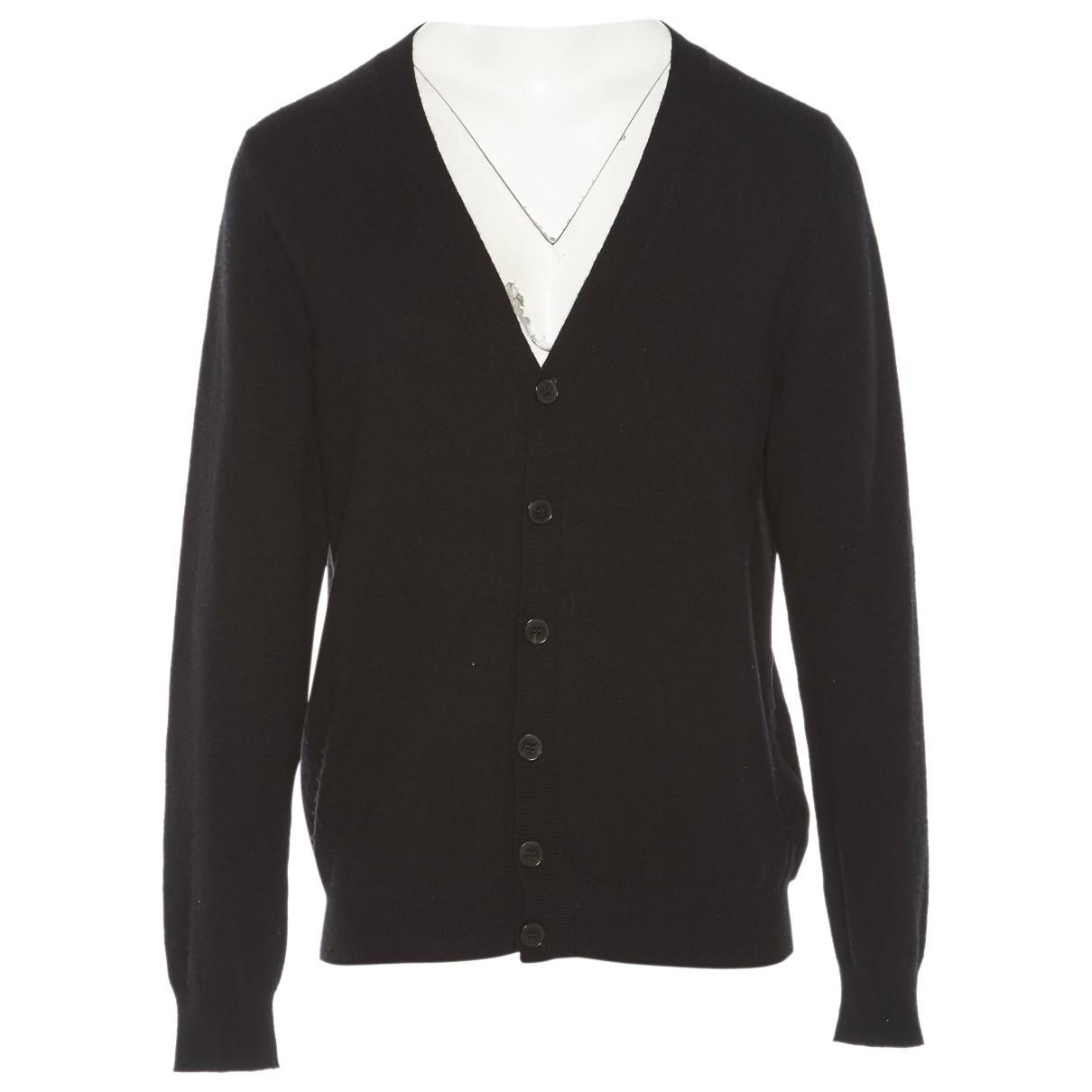 Valentino Garavani \N Black Wool Knitwear & Sweatshirts for Men M International