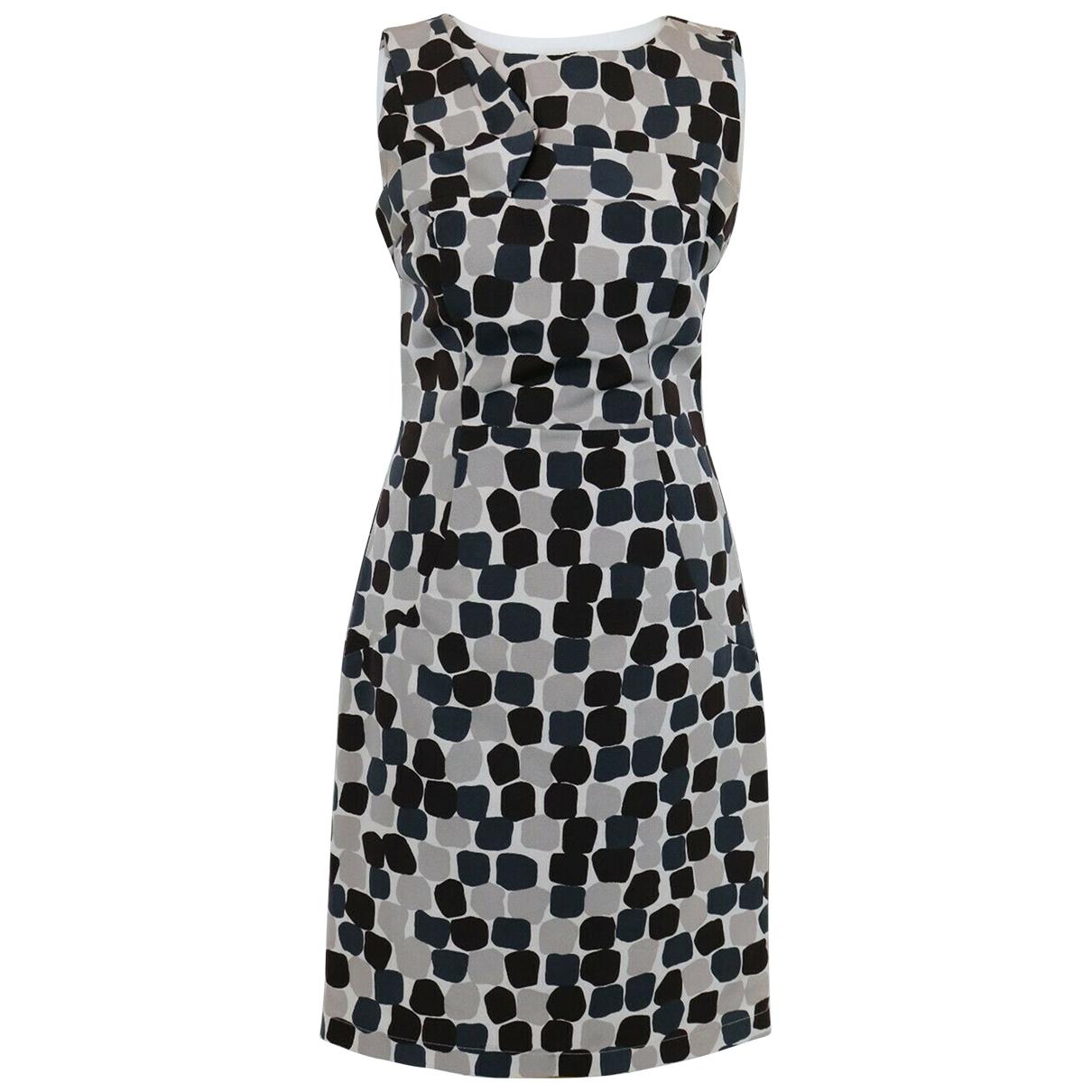 Hoss Intropia \N Kleid in  Bunt Baumwolle