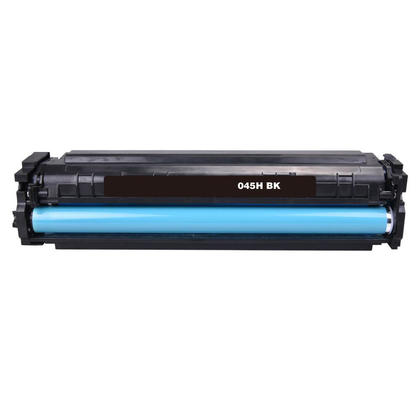 Compatible Canon 045H 1246C001 Black Toner Cartridge High Yield - Economical Box