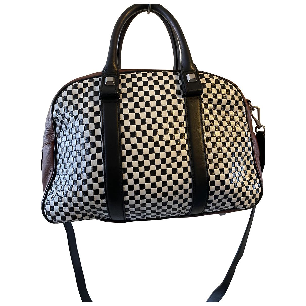 Sport Max - Pochette   pour femme en cuir