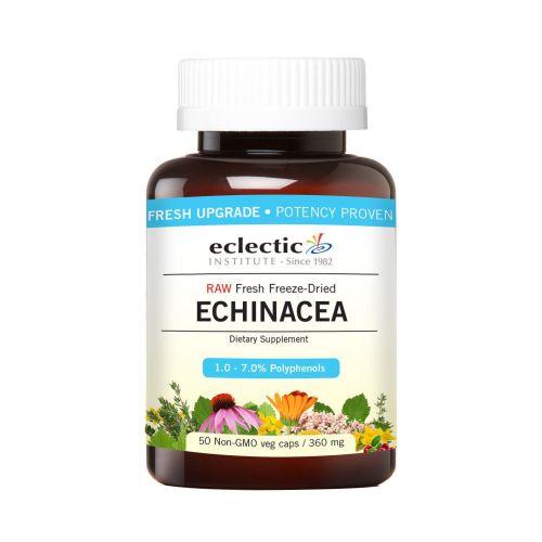 Echinacea Purpurea Root 50 Caps by Eclectic Institute Inc