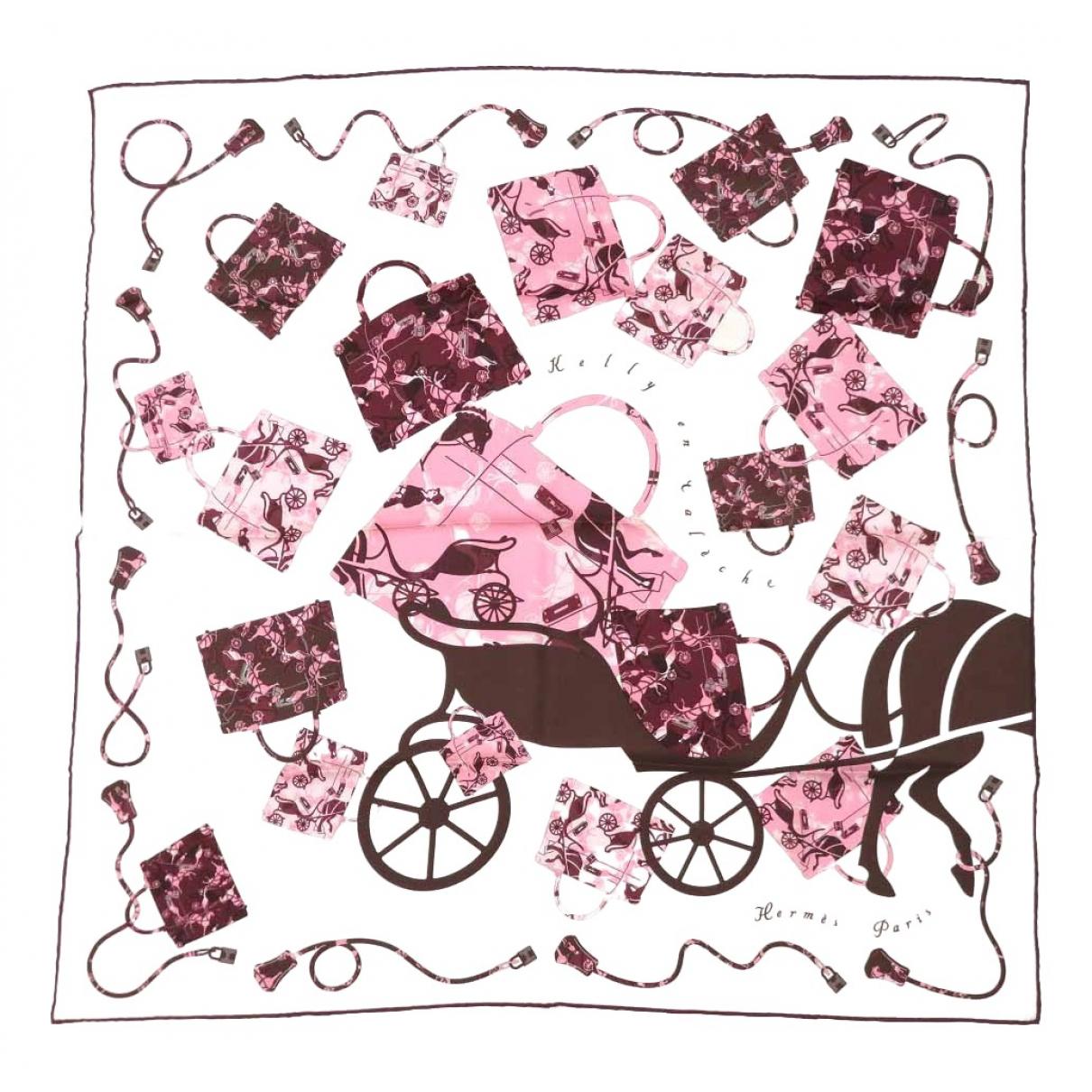 Hermès Carré 70 Multicolour Silk Silk handkerchief for Women \N