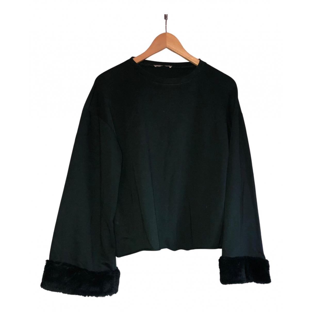 Zara N Black Cotton  top for Women S International