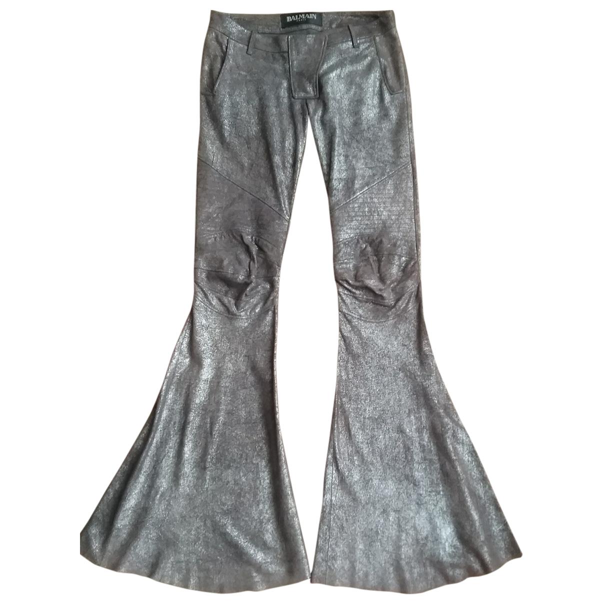 Pantalon largo Balmain