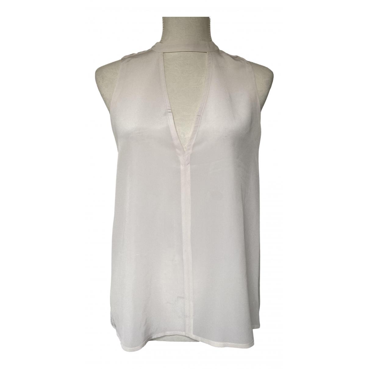 Camiseta sin mangas de Seda A.l.c