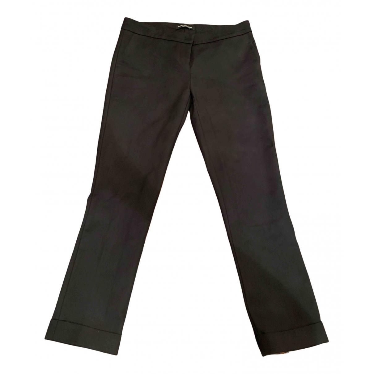 Pantalon recto Flavio Castellani