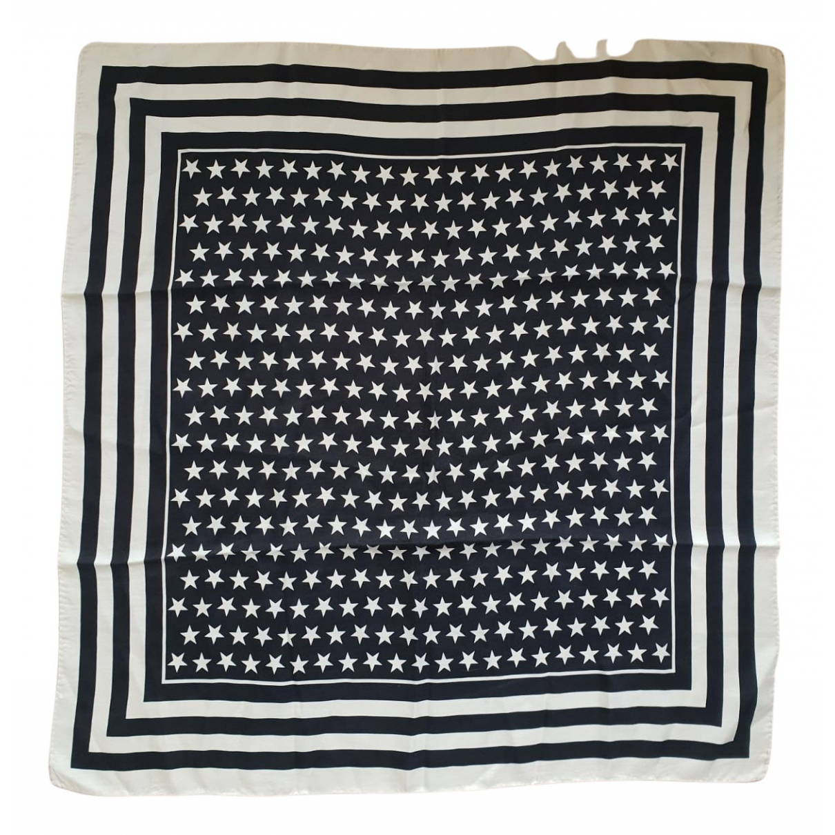 Breuer N Multicolour Silk Silk handkerchief for Women N