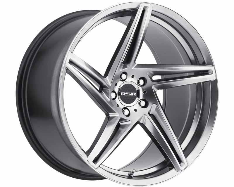 RSR Hyper Black Type R802 Wheel 20x10.5 5x114.3 25mm