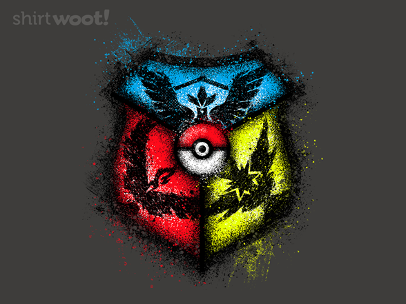 Pokeseal T Shirt