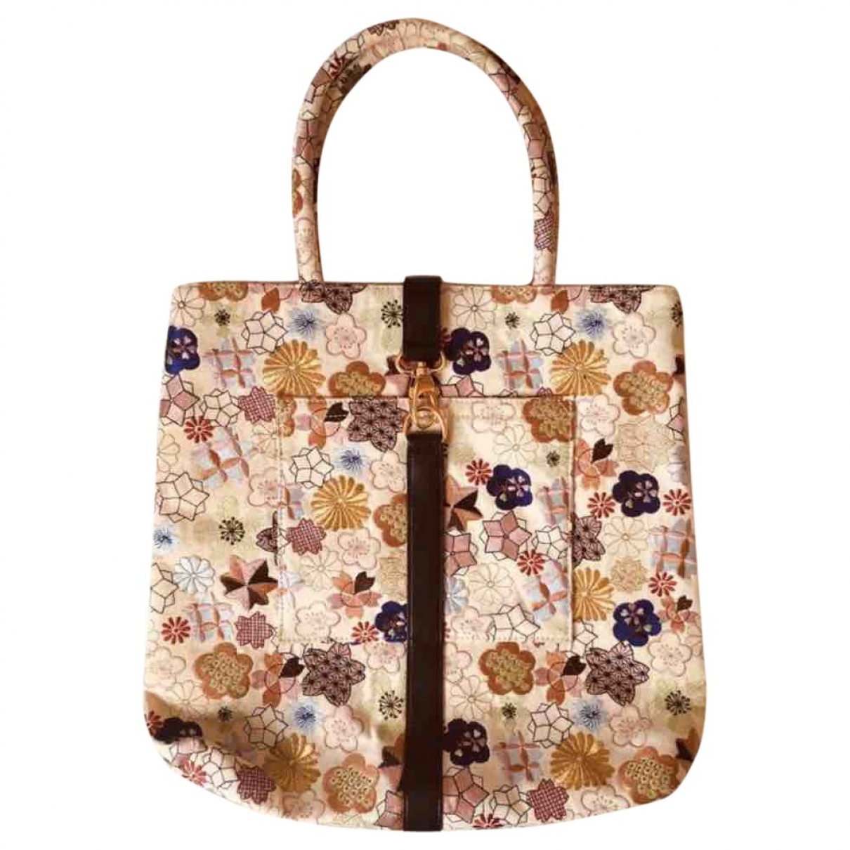 Tocca \N Handtasche in  Bunt Baumwolle