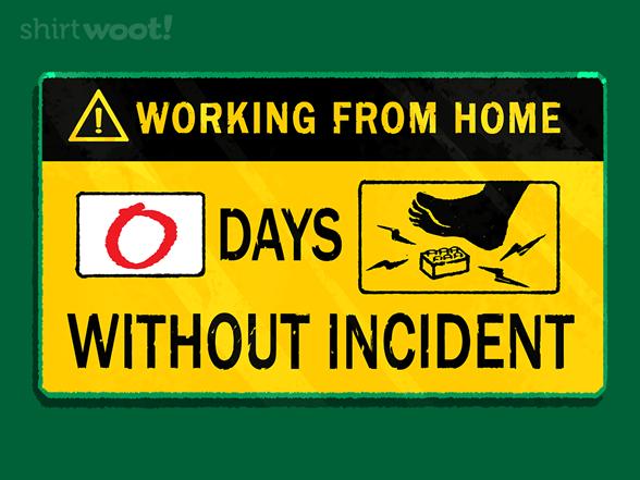 Workplace Hazards T Shirt