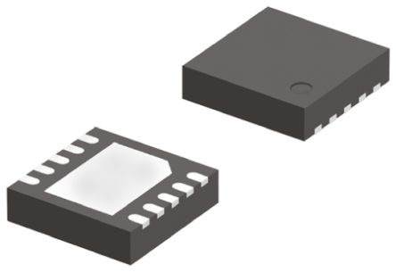 DiodesZetex Diodes Inc, 0.8 → 3.3 V Linear Voltage Regulator, 1.5A 2-Channel, Adjustable, ±2% 10-Pin, DFN3030 AP7173-FNG-7 (5)
