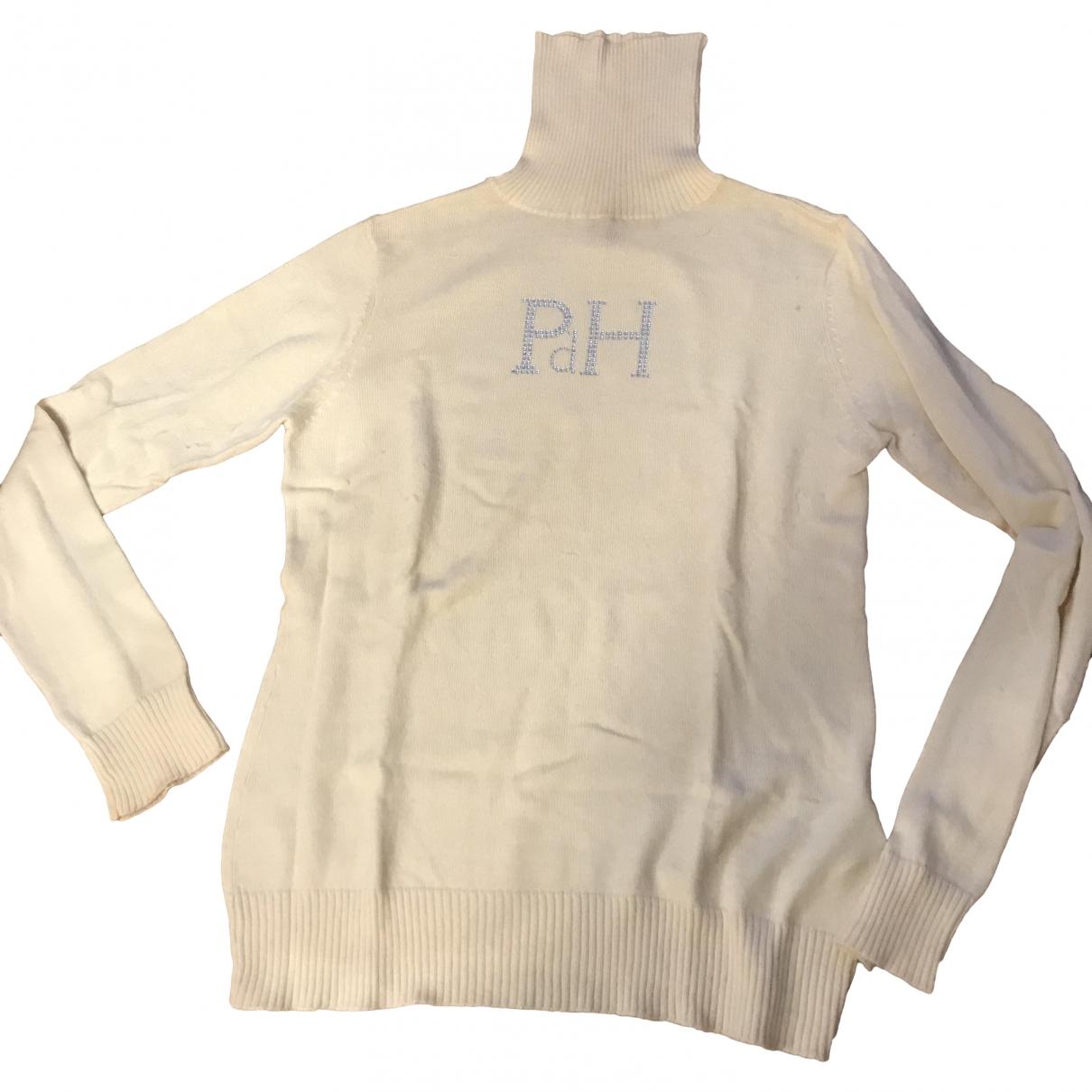 Pedro Del Hierro \N Beige Wool Knitwear for Women S International