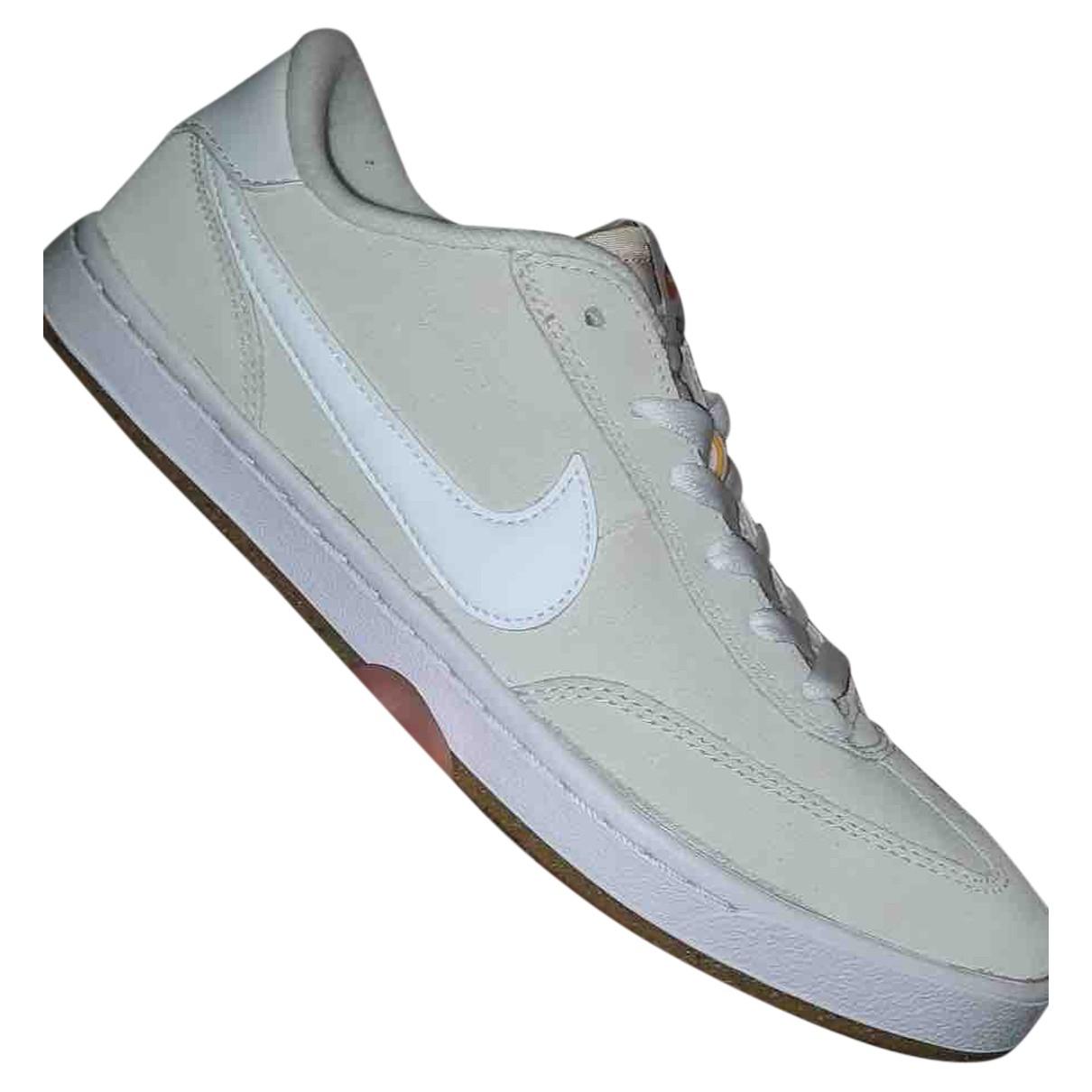 Nike - Baskets   pour homme en suede