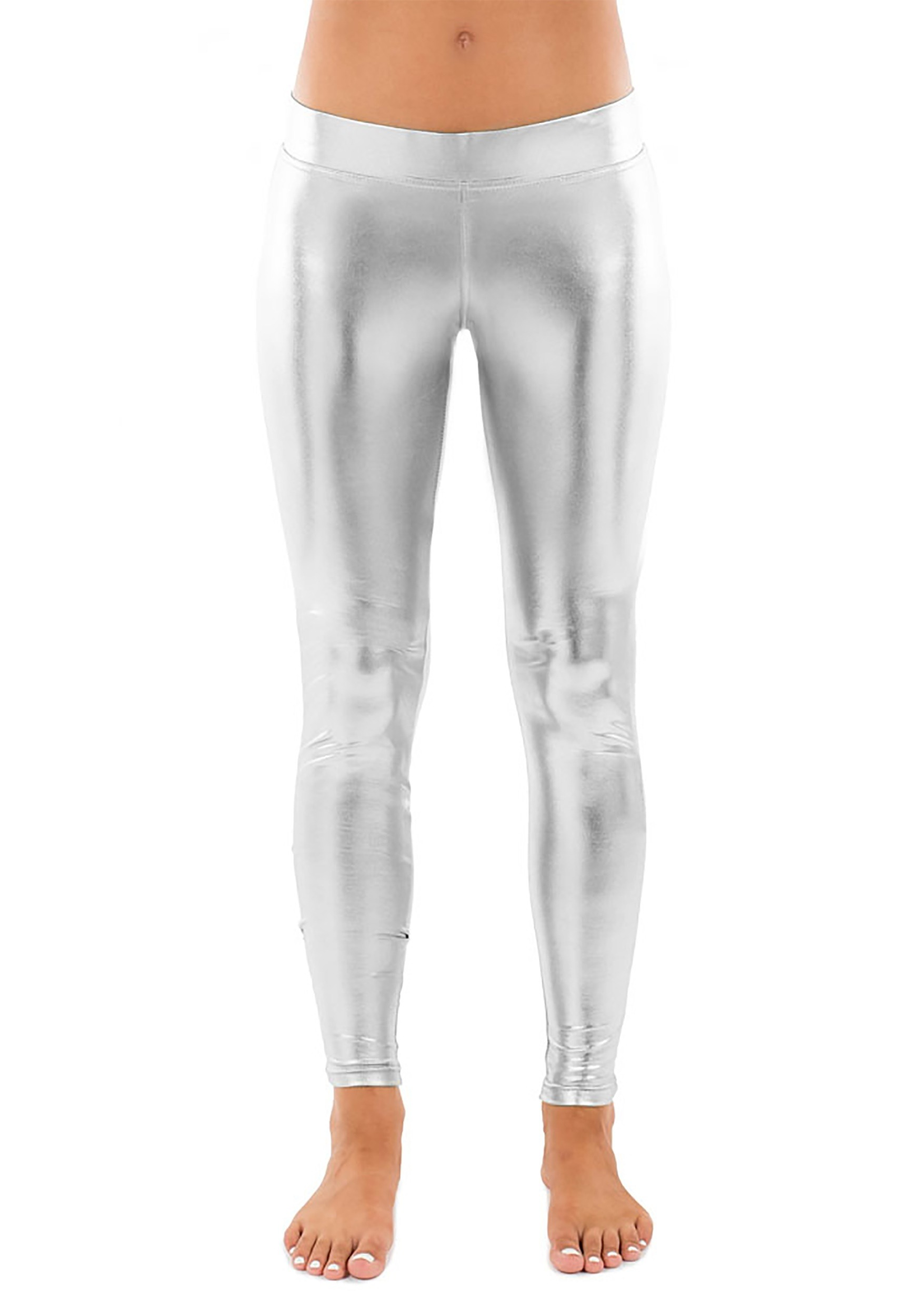 Tipsy Elves Silver Womens Leggings