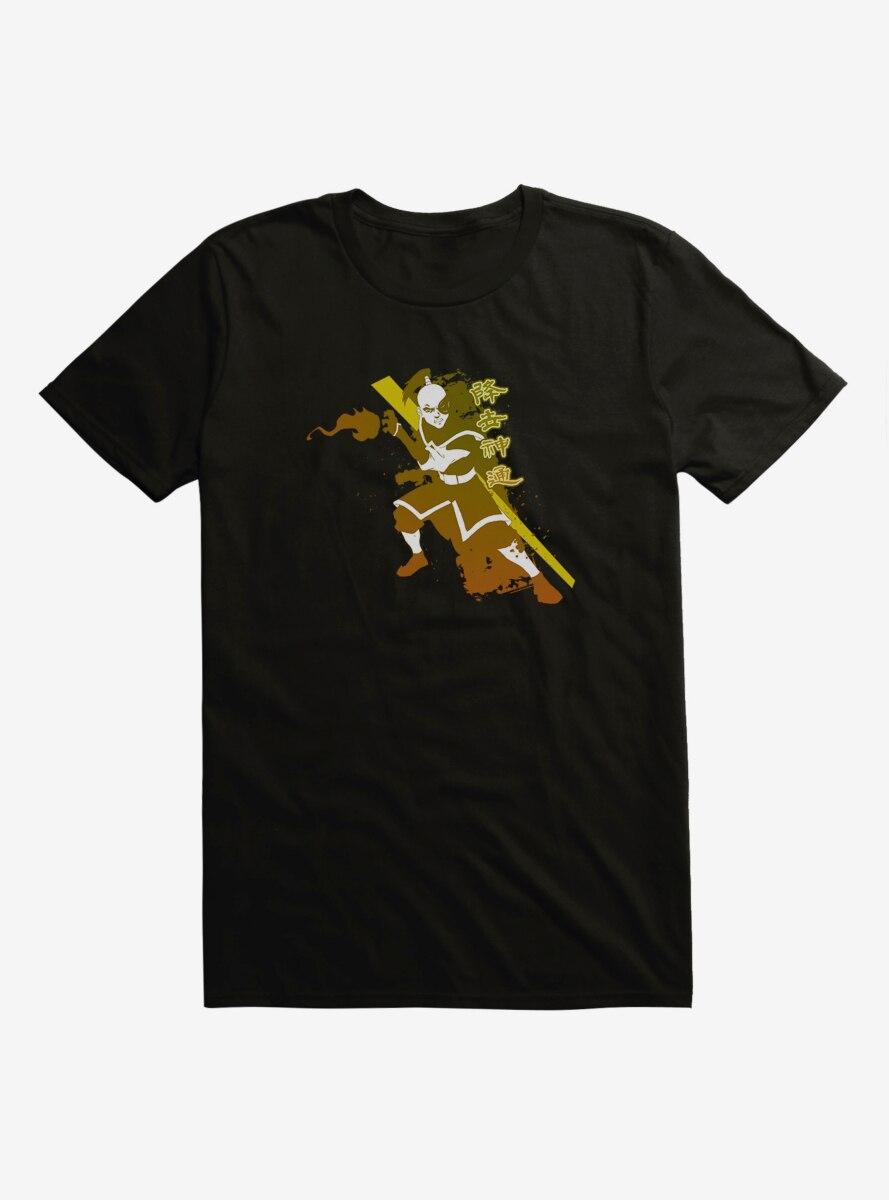 Avatar: The Last Airbender Zuko Kanji T-Shirt