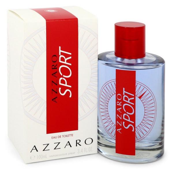 Loris Azzaro - Azzaro Sport : Eau de Toilette Spray 3.4 Oz / 100 ml