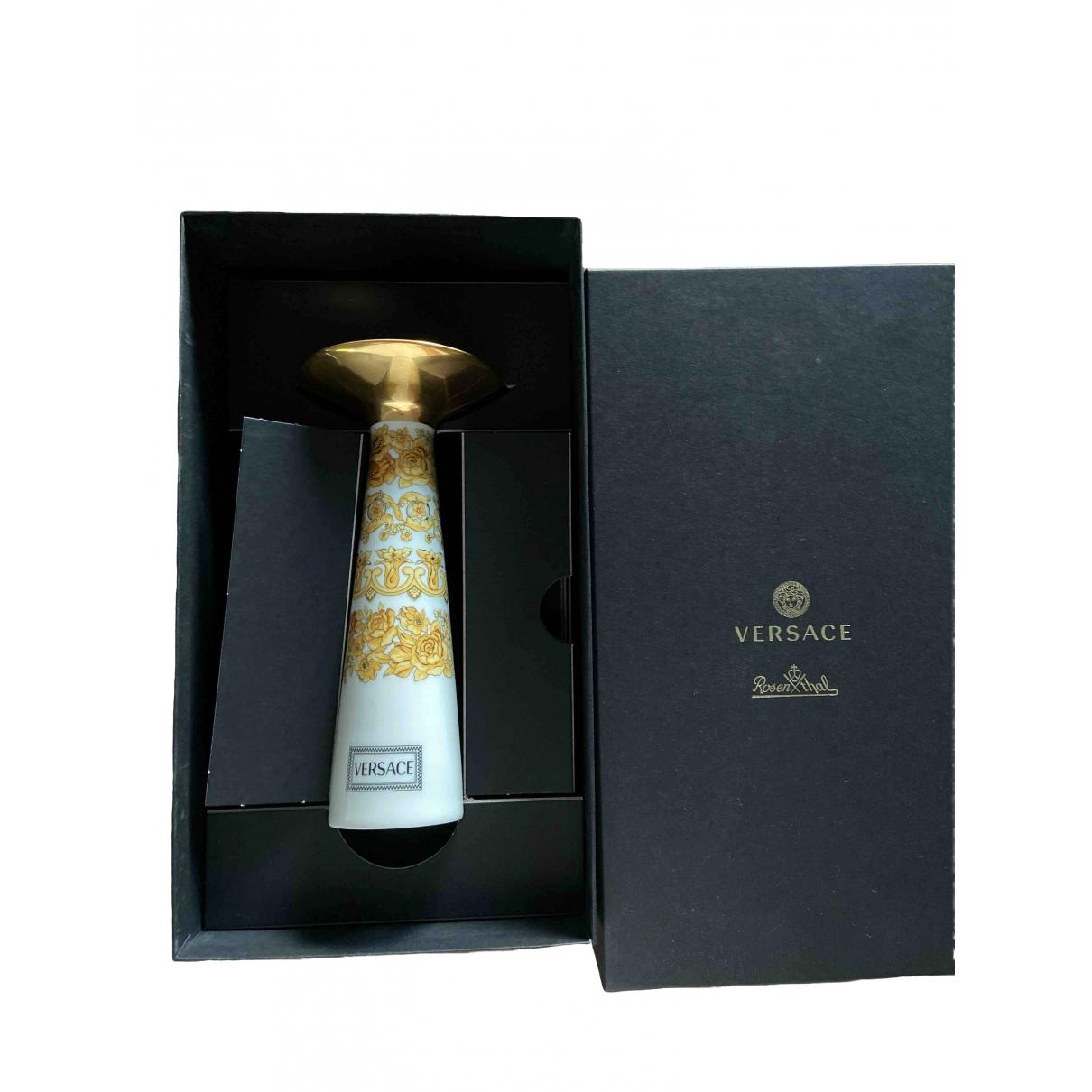 Versace \N Accessoires und Dekoration in  Gold Keramik