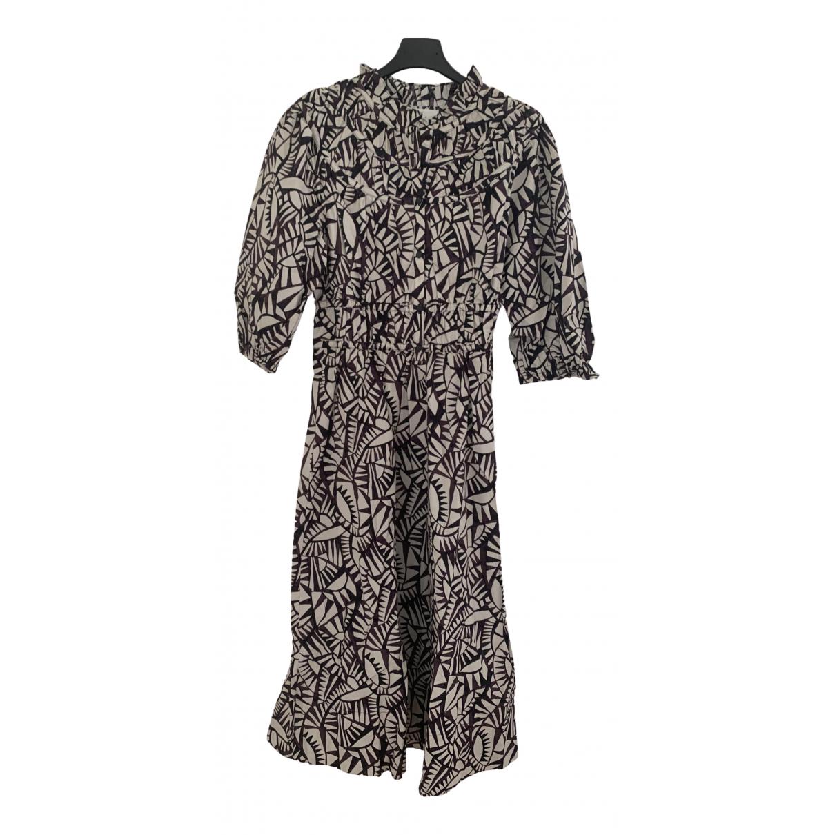 Ba&sh N Cotton dress for Women 0 0-5
