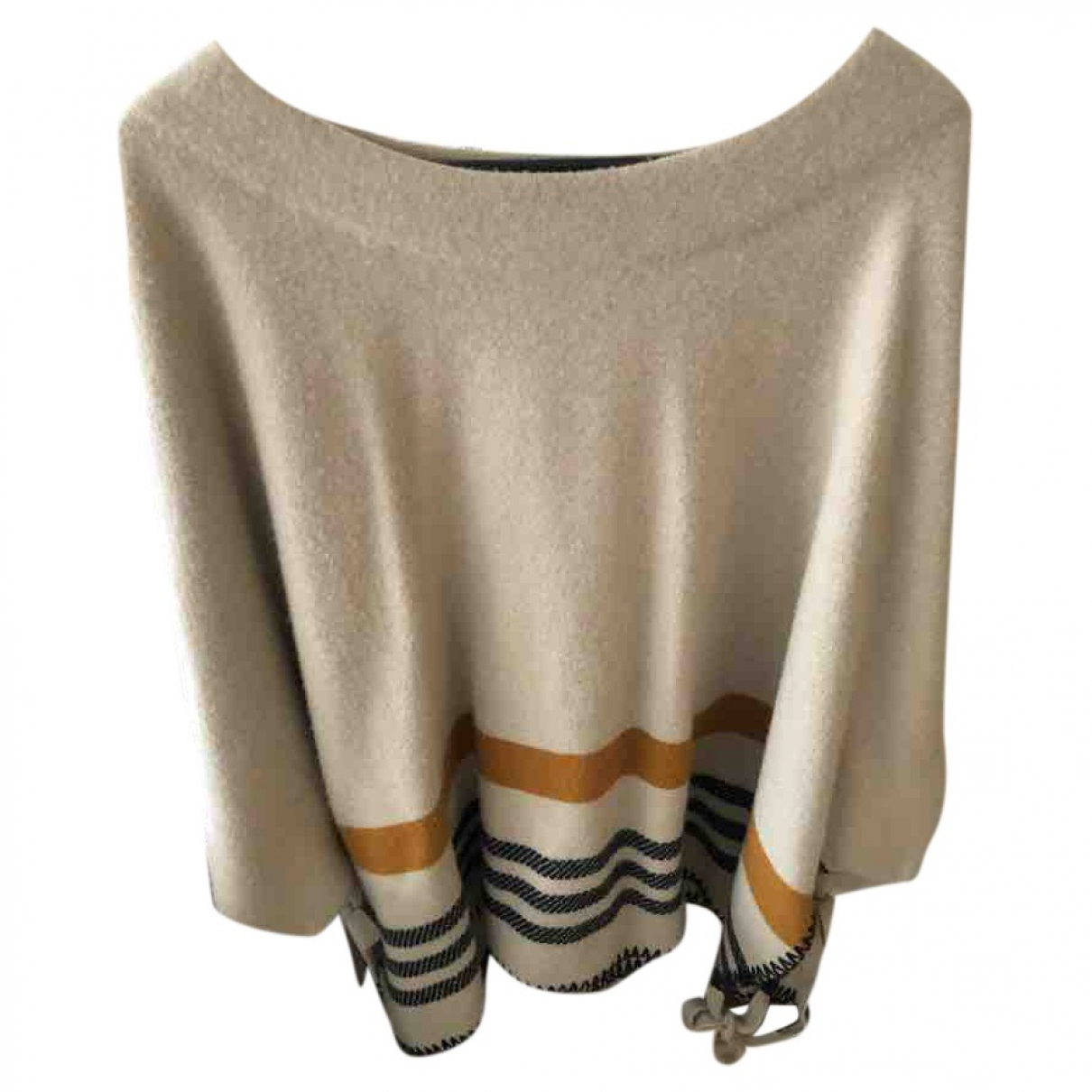 Chloe \N Pullover in  Bunt Wolle
